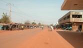 Straße im Viertel Daoudabougou.