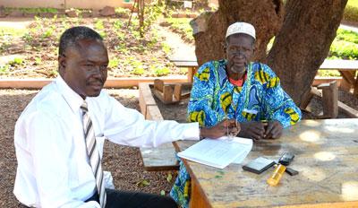 Zwei Mitglieder des Verwaltungsrates von Siokoro