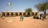 Die Grundschule in Boro.