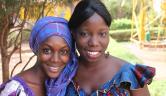 Inzwischen studieren Djénéba Samaké und Djénebou Kané an der Universität Bamako.