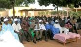Protokoll ist wichtig in Mali, und die Reihenfolge der Ansprachen wird genau festgelegt.