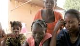 Die Leiterin Mariam Sidibé hat langjährige Erfahrung in der Jugendarbeit.