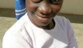 Bamou würde gerne Pilotin werden, ein weiter Weg.