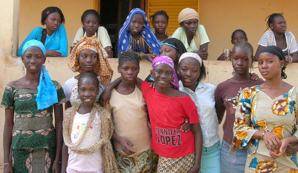 Schülerinnen 2007