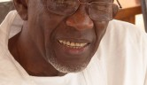 Der malische Dichter Albakaye Ousmane Kounta.