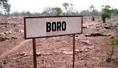Das Dorf Boro liegt abgelegen in einem sehr trockenen Gebiet.