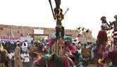 Die Maskentänze der Dogon werden nur zu besonderen Anlässen öffentlich vorgeführt.