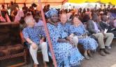Virginie Mounkoro, Präsidentin der Association D'appui à la Scolarisation des Filles und der Kooperative Jigya Bon Siokoro.