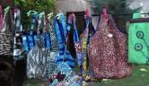 Auf einer Verkaufsausstellung in Bamako konnte die Werkstatt ihre Produkte präsentieren.
