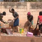 Waschtag im Mädchenzentrum; Fotos: ©Milly Orthen