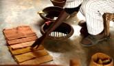 Besuch im Haus einer traditionellen Färber-Werkstatt. Fotos: ©Milly Orthen