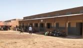Der frisch eingeweihte Grundschulbau in Neguéla.