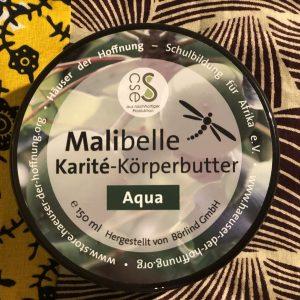 Malibelle Crème corporelle au beurre de karité